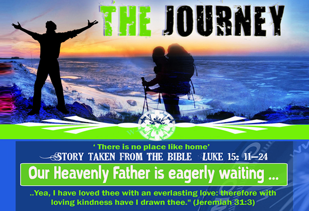 The Journey - Click to find out more...